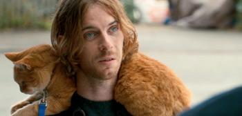 New Trailer for 'A Street Cat Named Bob' Film Starring Luke Treadway