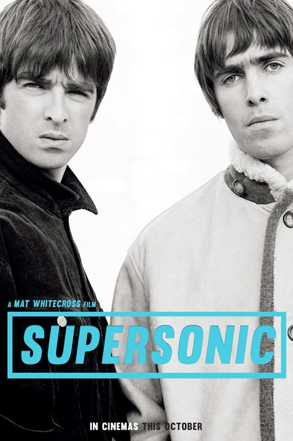 Supersonic Poster