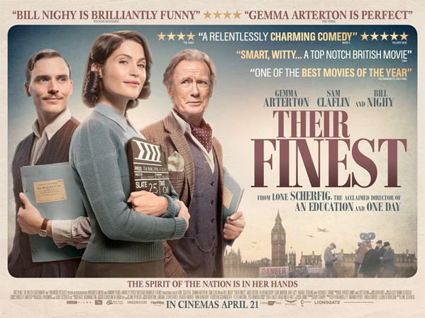 Their Finest Movie