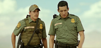 Watch: Official Trailer for Border Patrol Agents Thriller 'Transpecos'