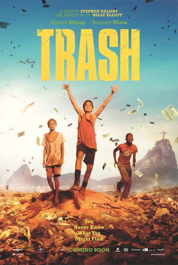 Trash Poster