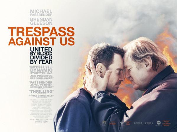 Trespass Against Us UK Poster