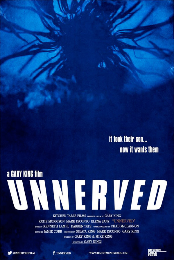 Unnerved Poster