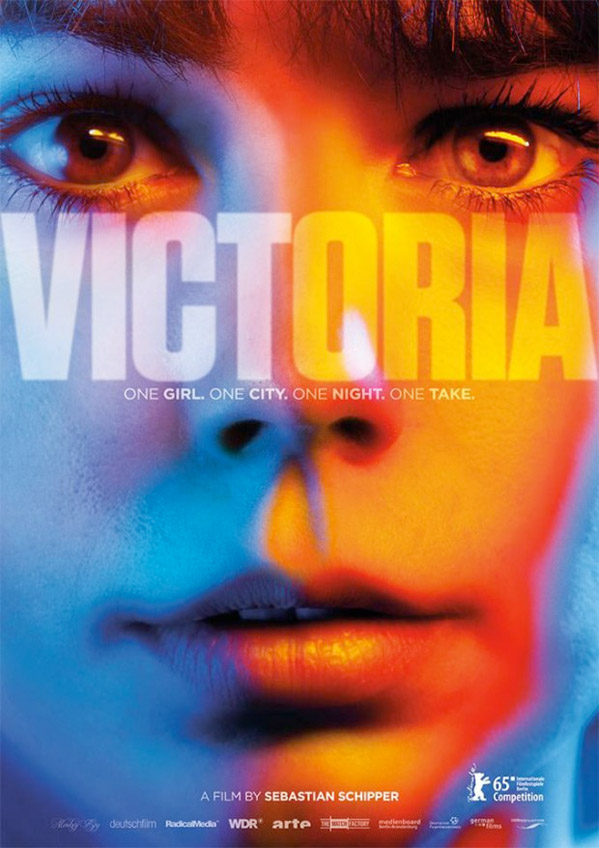 Victoria - Berlinale Poster