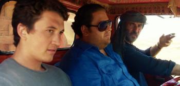 Jonah Hill & Miles Teller in New Trailer for Todd Phillips' 'War Dogs'