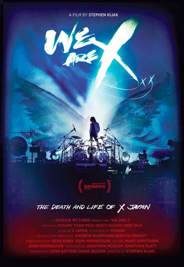 We Are X Poster