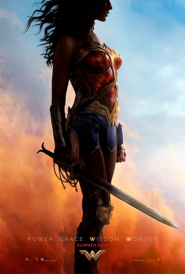 Wonder Woman Teaser Poster