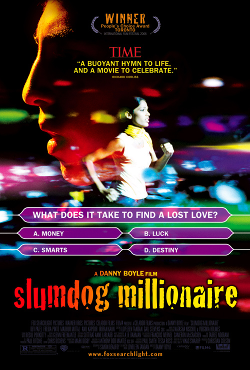 Slumdog Millionaire Poster
