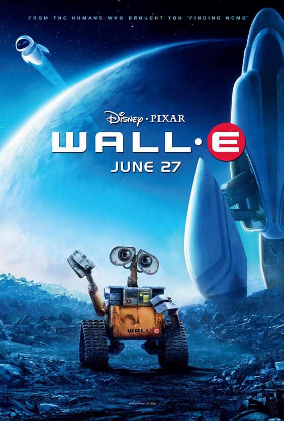 Wall-E Poster