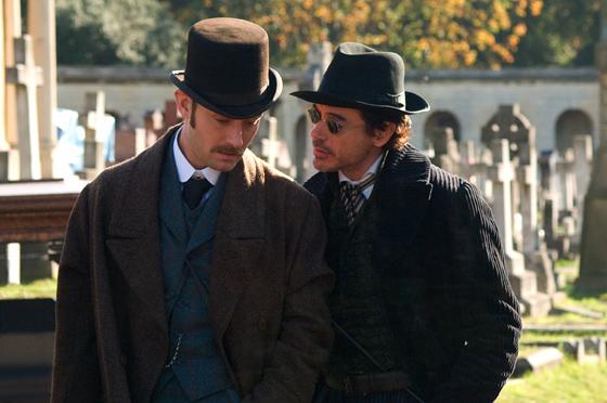 Guy Ritchie's Sherlock Holmes