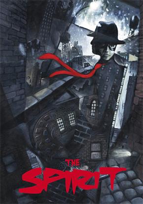 The Spirit Poster
