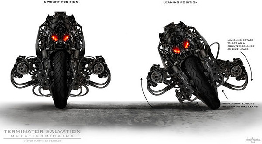 Terminator Salvation Concept Art
