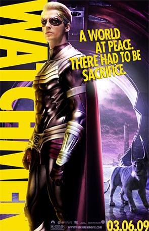 Watchmen - Ozymandias Poster