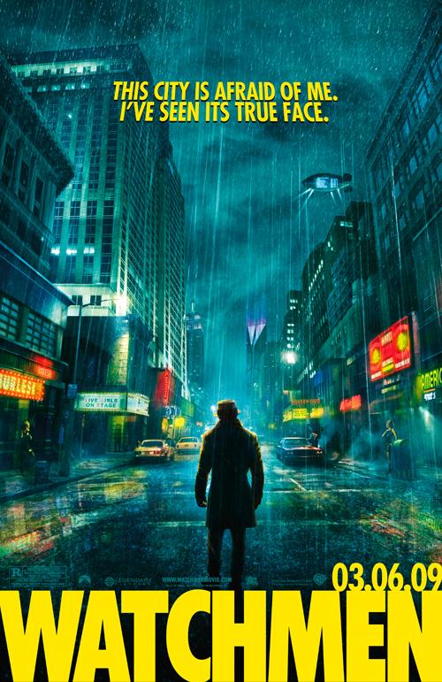 Watchmen Teaser Poster