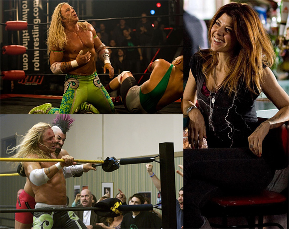 Darren Aronofsky's The Wrestler