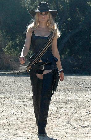 Carla Gugino as Elektra Luxx