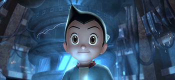 Awesome New Astro Boy Concept Art Images from Imagi