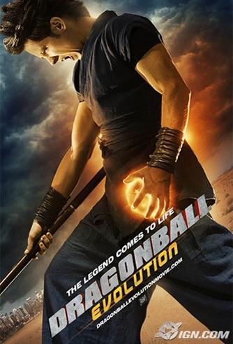 Dragonball Evolution - Goku Poster