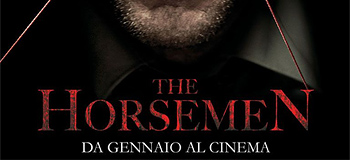 First International Poster for Jonas Akerlund's The Horsemen