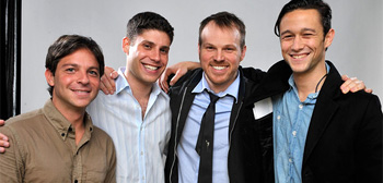 Scott Neustadter, Michael Weber, Marc Webb, Joseph Gordon-Levitt
