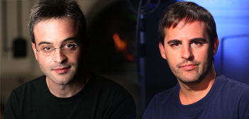 Alex Kurtzman and Roberto Orci