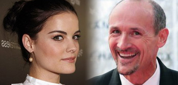 Jaimie Alexander and Colm Feore