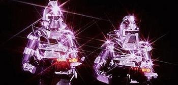 Battlestar Galactica Cylons