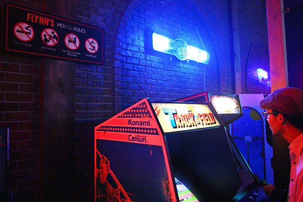 Tron Viral - Flynn's Arcade