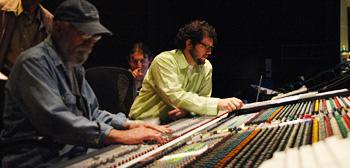 Michael Giacchino in Studio