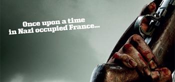 Badass Set of Posters for Tarantino's Inglourious Basterds