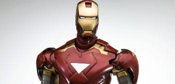 Iron Man 2 Statue