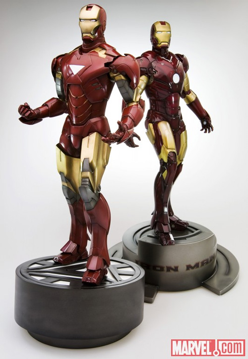 Kotobukiya Iron Man 2 Statue