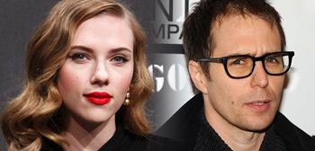 Scarlett Johansson & Sam Rockwell