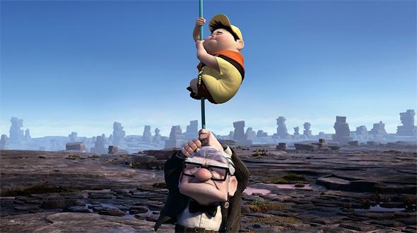 Pixar's Up