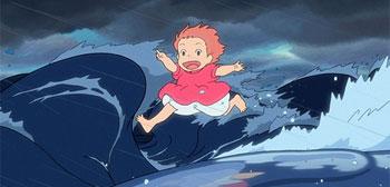 Hayao Miyazaki's Ponyo Trailer