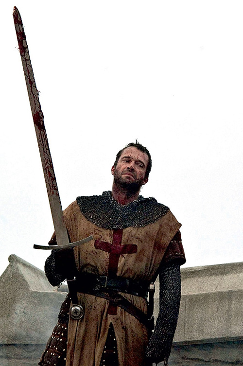 James Purefoy in Ironclad