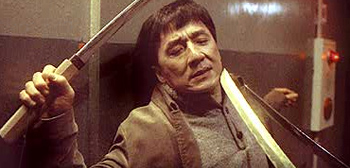 Jackie Chan in Shinjuku Incident Trailer