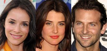 Abigail Spencer, Cobie Smulders, Bradley Cooper