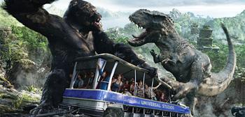 King Kong 360 3D Experience