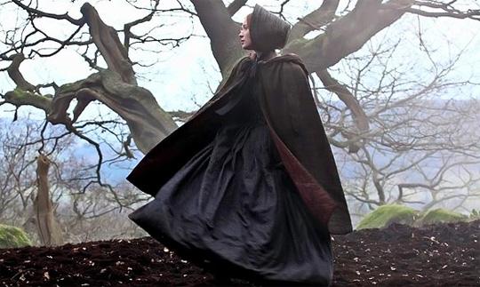 Mia Wasikowska as Jane Eyre