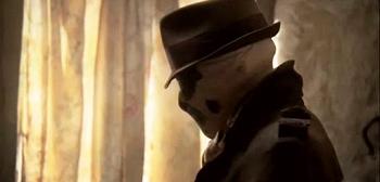 Watchmen Video Journal: Rorschach's Mask