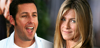 Jennifer Aniston / Adam Sandler