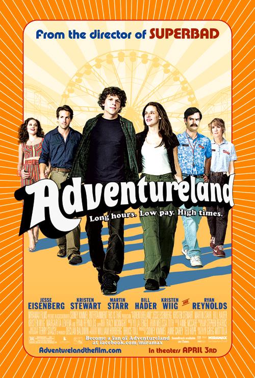 Final Adventureland Poster