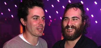 Casey Affleck & Joaquin Phoenix