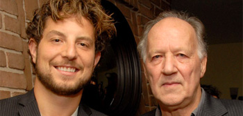 Alan Polsky and Werner Herzog