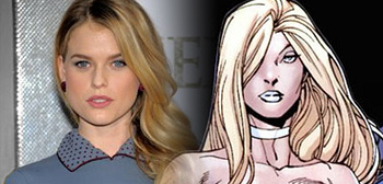 Alice Eve / Emma Frost