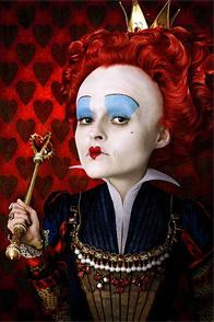 Helena Bonham Carter - Alice in Wonderland