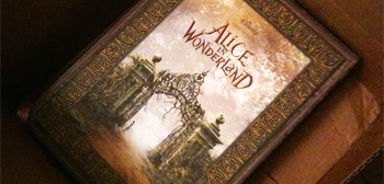 Alice in Wonderland Promo Book