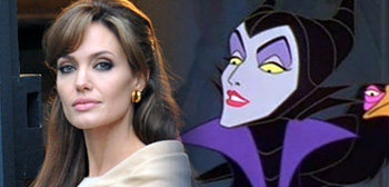 Angelina Jolie / Maleficent