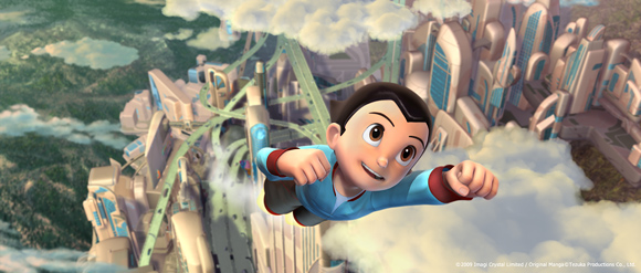 Astro Boy Photos